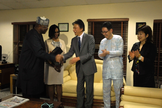 Channels Television Partners Japanese Giants, TMS Entertainment