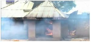 Tiv-Fulani Attack