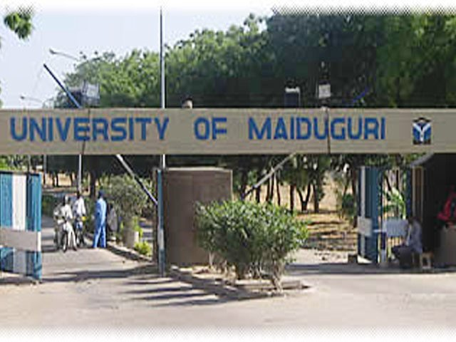 Insurgents Have Also Attacked The University of Maiduguri