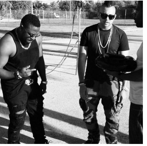 Behind the Scenes: Timaya Collaborates With Sean Paul