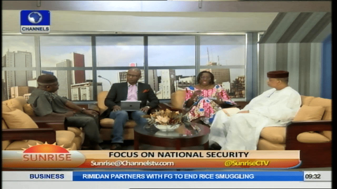 Security Experts Advise On The Need For Joint Effort In Curbing Insurgency