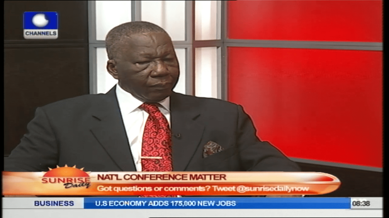 Legal Practitioner Supports Conveyance Of National Conference