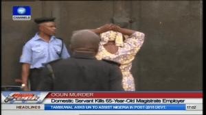 Ogun murder