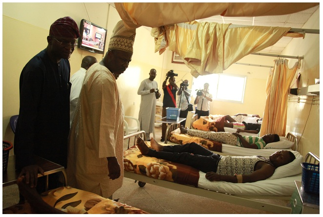 Nyanya Blast: APC Governors Set Up Trust Fund For Victims