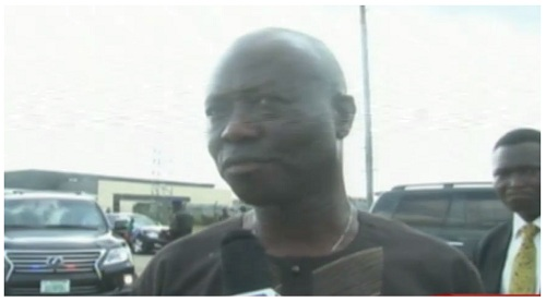 Police Affairs Minister Demands Release Of Abducted Girls