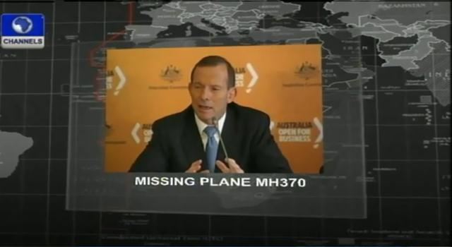 Missing Plane MH370: Australian Prime Minister Confident Over Signals