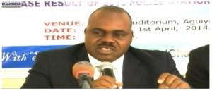 Ben Angwe Prof