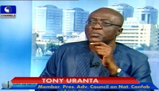 The National Conference Captures The Majority – Tony Uranta