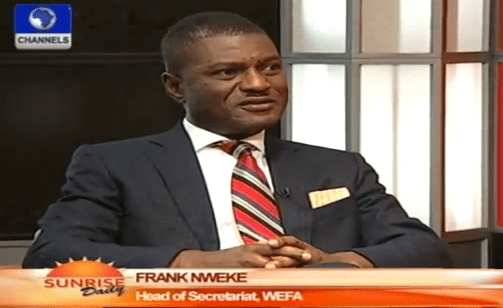 Nweke Gives Assurance Of Adequate Security At  World Economic Forum, Africa