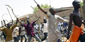 Fulani fights