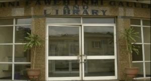 Gani Fawehinmi Library