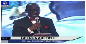 Gbenga-Adefaye