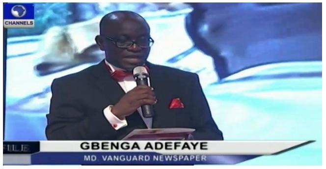 Vanguard Newspaper Honours Dangote, Uduaghan, Chukwuma In 2013 Award