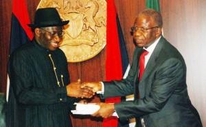 Jonathan and Oronsaye