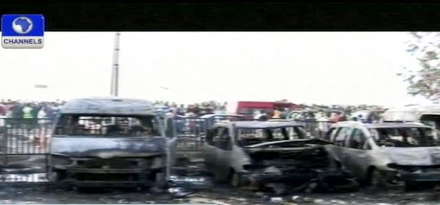 Bomb Blast Rocks Crowded Nyanya Park In Abuja