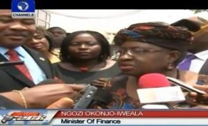 Okonjo-Iweala on WB