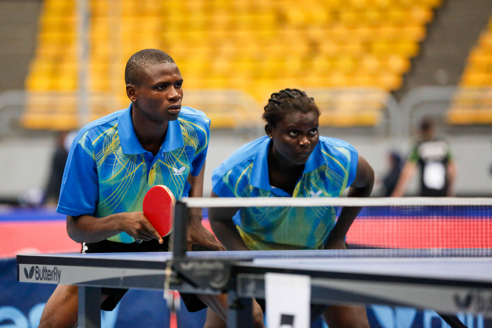 Ittf african junior championships nigeria wins silver - African table tennis federation ...