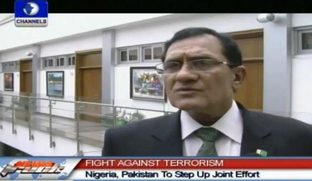 Fight Against Terrorism: Nigeria-Pakistan To Step Up Joint Effort
