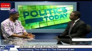 Politics Today - Agbaje set
