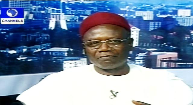 Security Meeting: Nigeria May Have Started Its Journey To Solution – Sabo-Keana