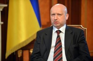 Ukraine-Turchynov