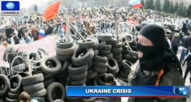 EU Agrees More Sanctions On Moscow, As Separatists Tighten Grip On East Ukraine