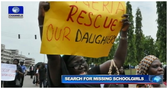 FG Reaffirms Commitment To Rescue Abducted Girls