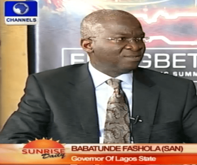 Ehingbeti 2014: Fashola Reaffirms State's Readiness For Private Partnership In Power Sector