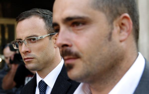 Pistorius Breaks Down Sobbing, Trial Adjourned For A Day