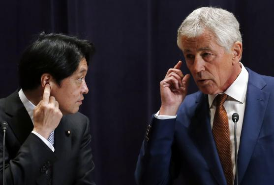 U.S. In Nod To Tokyo, To Send More Ships To Japan, Prods China