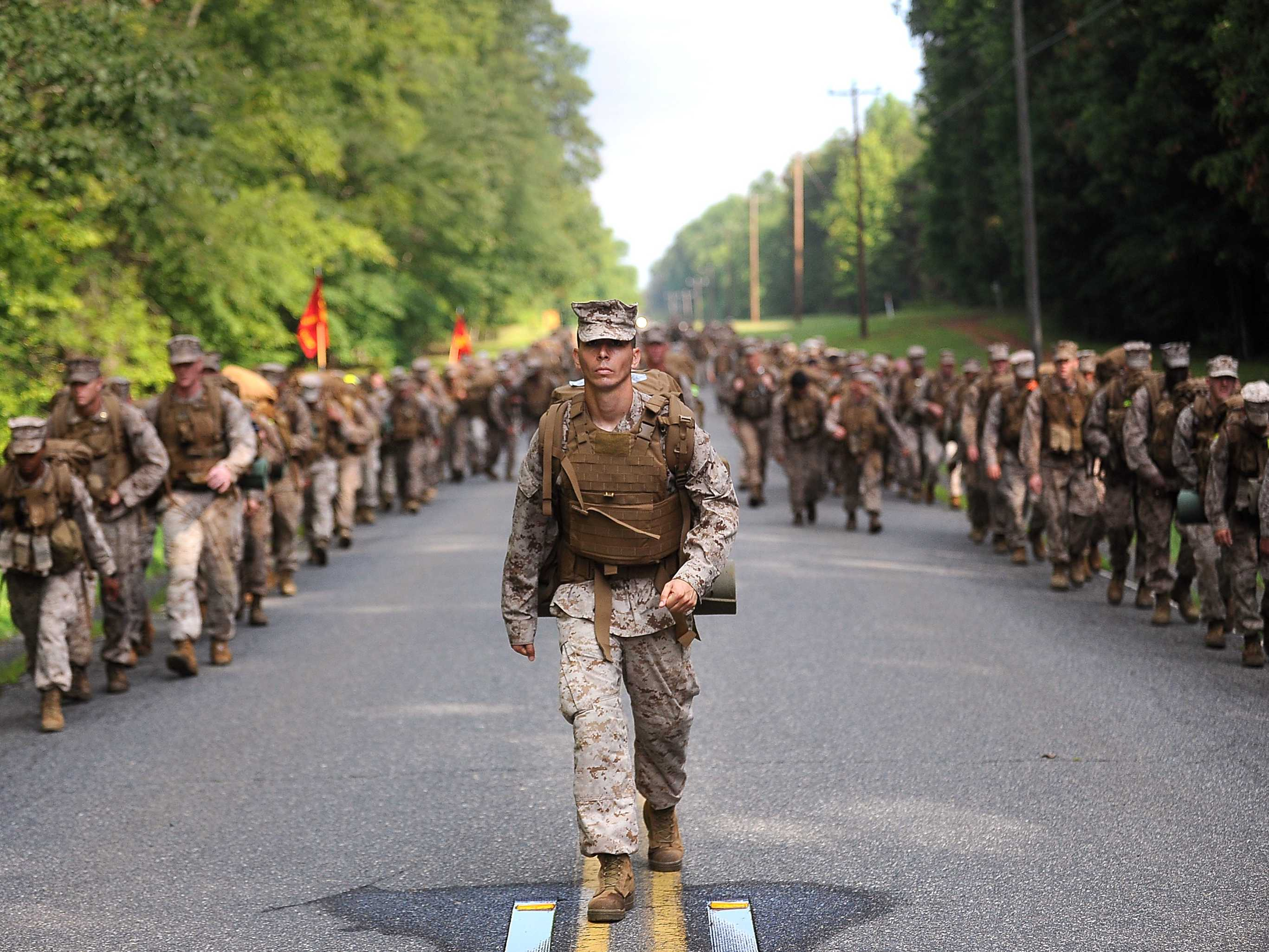 U.S. Sending 175 Marines To Romania As Part of Africa Crisis Team