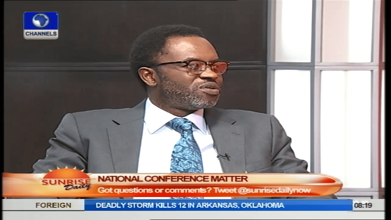 National Conference: Some Delegates Are Taking Issues Personal – Lawyer