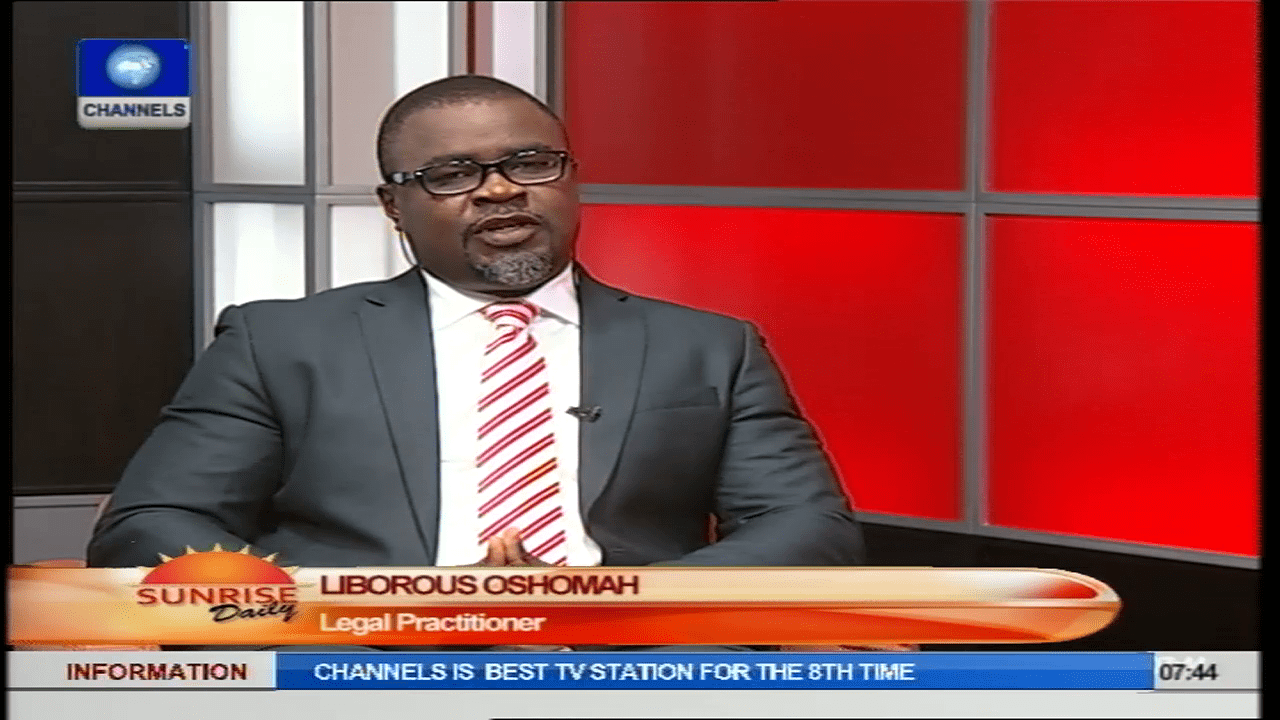 Legal Practitioner Calls For Restructuring Of Nigerian Constitution