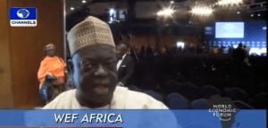 Babangida Aliyu @ WEFA