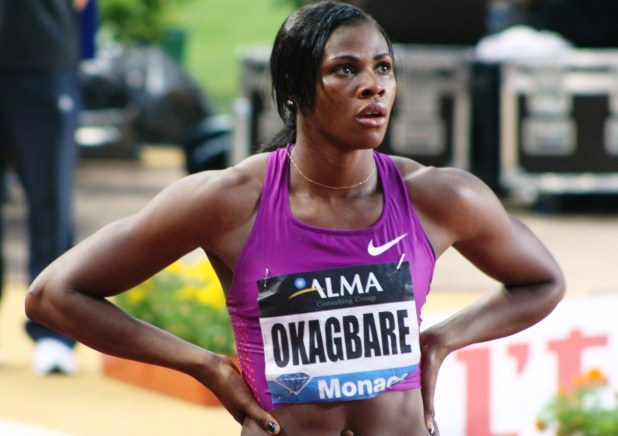Two Gold Medals And New Meet Records for Okagbare in Shanghai