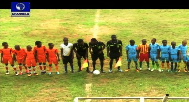 Channels National Kids Cup: Day One Produces 40 Goals