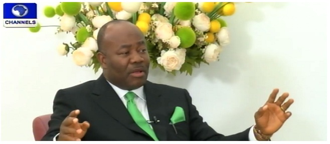 Akpabio Says New Pension Law Will Reduce Medical Cost