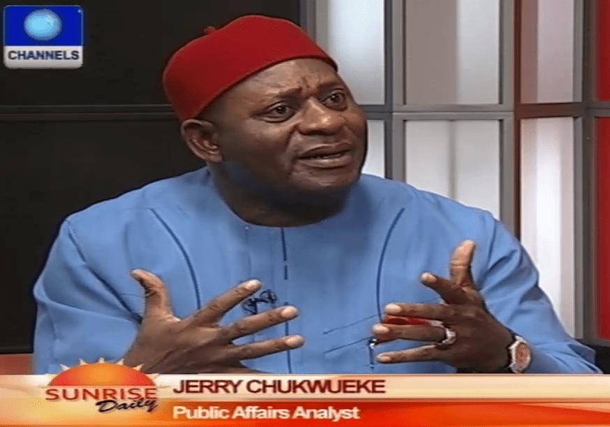 GEJ Is Fighting Hard To Secure Peace For Nigeria – Chukwueke