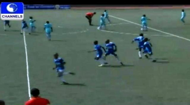 Channels Nat'l Kids Cup: Four Teams Book Quarter-Final Spots On Match Day 2