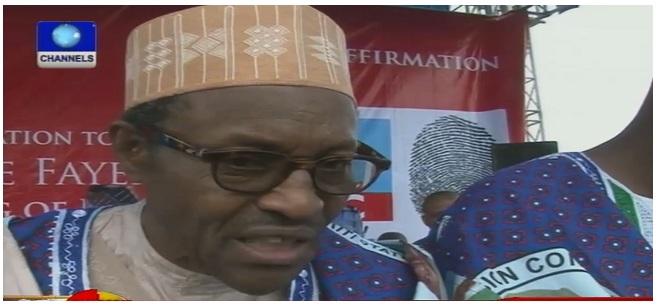 APC Leaders Advocate United Effort In Fight Against Terrorism