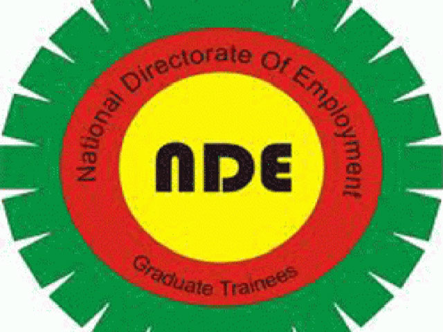 NDE Flags Off 2014  Graduate Attachment Programme