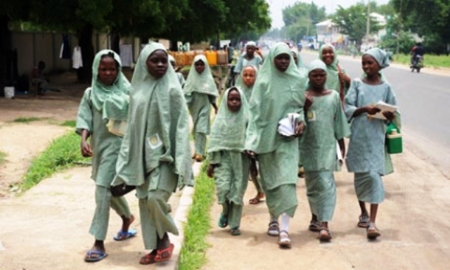 Abducted Girls: Presidential Fact Finding Committee Meets Borno Elders