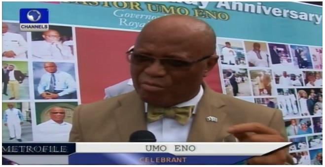 Pastor Umo Eno Marks 50th Birthday