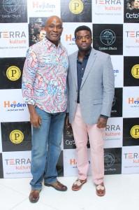 Richard Mofe-Damijo & Kunle Afoloyan