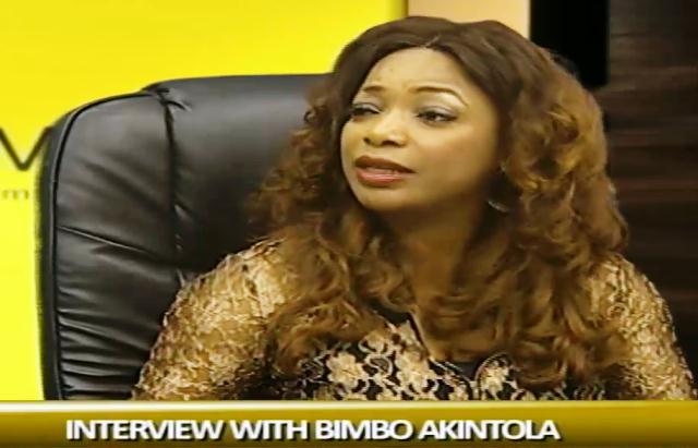 I Don't Want To Do Mediocre Work – Bimbo Akintola