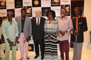 Tunde Kelani, Kunle Afoloyan, Francois Sastourne, Bolanle Austen-Peters, Mahmoud Ali-Balogun & Sadiq Daba 2