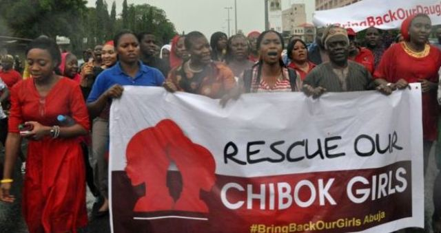 Bring Back Our Girls Protesters Stopped At Aso Rock