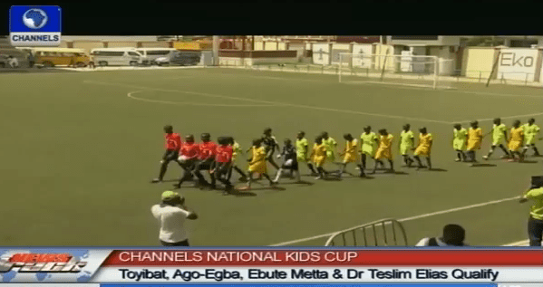 Schools To Represent Lagos At Channels National Kids Cup Emerge