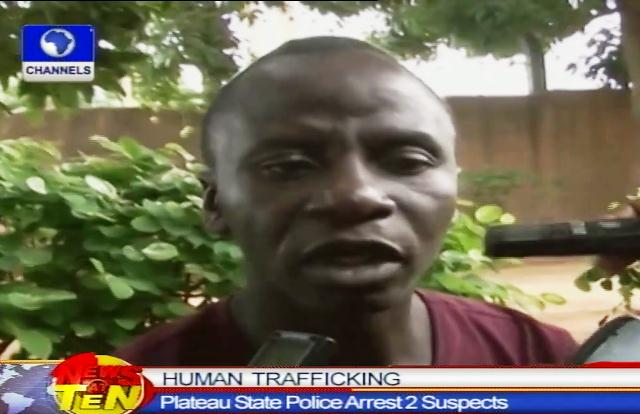 Plateau Police Arrest Human Trafficking Suspects