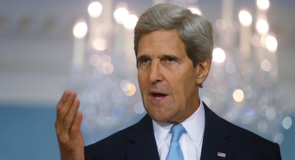 Kerry Says Only America Is Helping Nigeria To Find Kidnapped Girls